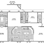 Double Wide Mobile Home Floor Plans And