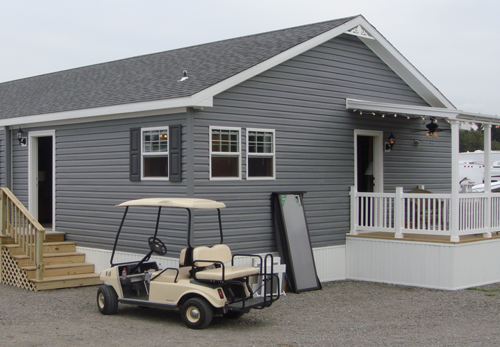 Double Wide Skirting Ideas For Your Mobile Homes