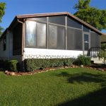 Doublewide Mobile Home Central Florida Park Golf Pet
