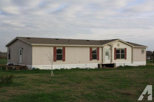 Doublewide Mobile Home Palm Harbor For Sale Abilene Texas