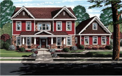 Drummer Boy Two Story Modular Home Manufacturer Ritz Craft Homes