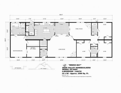Dutch Manufactured Homes Floor Plans Modern Modular Home