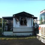 Early Morning Mobile Home Fire Leaves Couple Serious Burn Nbc