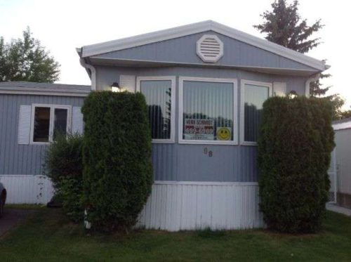 Edmonton Evergreen Mobile Homes Park Mitula