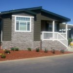 Ferris Homes Exterior And Front Views Manufactured Build