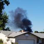Fire Destroys Mobile Home Along Clearwater Ave Kennewick Nbc