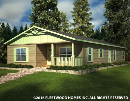 Fleetwood Homes Manufactured Park Models And Modular