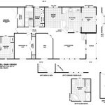 Floor Plans Los Angeles Manufactured Mobile Home