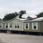 Four Bedroom Two Bath Redman Mobile Home Listing