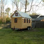 From Free Tiny House Plans Wheels Home