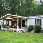 Front Porch Designs For Mobile Homes Decks And Porches