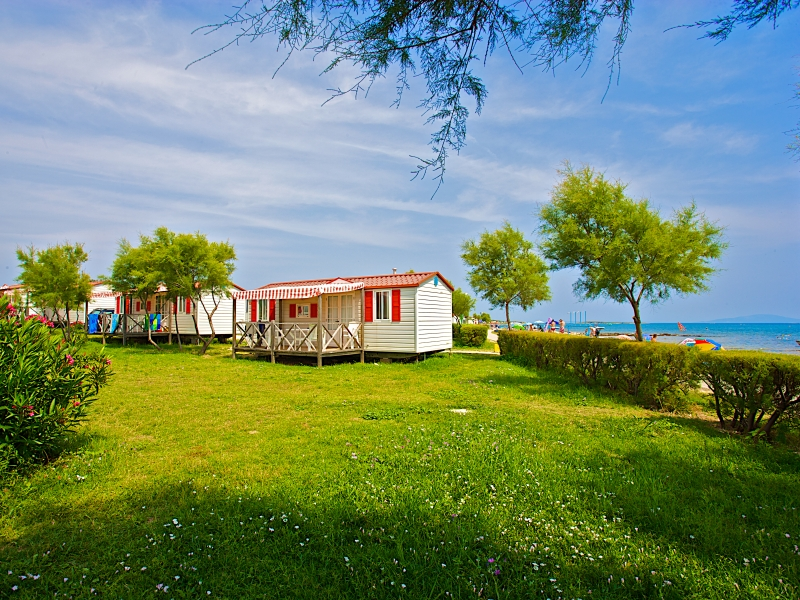 Gallery Mobile Homes Ela Istria Croatia