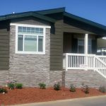 Gallery The Considering Exterior Design For Mobile Homes