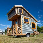 Gnomadik Micro Cottage Part Tiny House Swoon