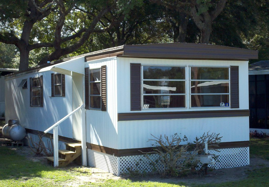 Have Gotten Mobile Homes For Free Here Are Few Pictured Below