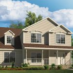Hilshire Two Story Style Modular Homes