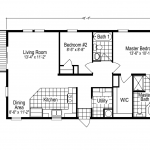 Home Floor Plan Manufactured And Modular Plans Available