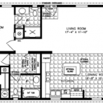 Home Floor Plans Mobile Residence According