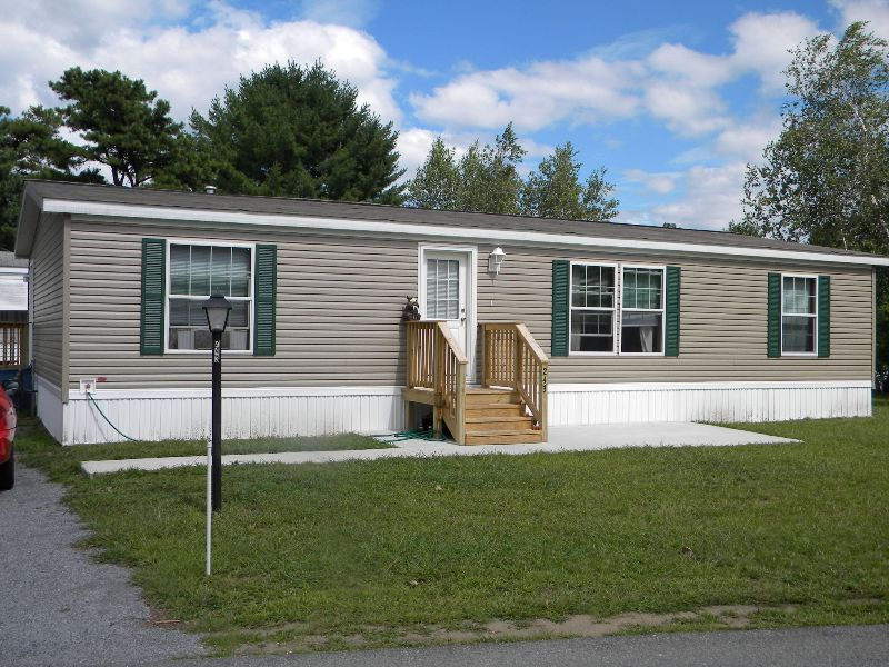 Home New Mobile Homes Pine Grove Single Section Ideas
