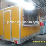 Home Product Categories Mobile Food Trailer Best Quality