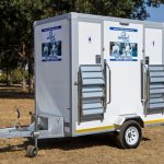 Home Products Luxury Vip Portable Trailer Toilets