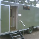 Home Toilet Trailers Gents Deluxe Mobile