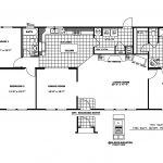 Homes Floor Plans Furniture Manufactured Home And Mobile