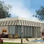 Homes Modular Light Steel Framed Buildings Prefabricated And