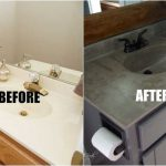 Hometalk The Trick Updating Your Outdated Vanity For