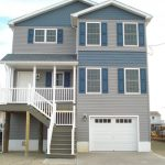 House Pilings Jersey Shore