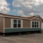 Iii Double Wide Manufactured Home Huntsville Texas