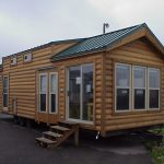 Image Manufactured Homes Look Like Log Cabins Build Cheap