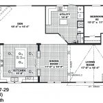 Images For Bedroom Double Wide Mobile Home Floor Plans