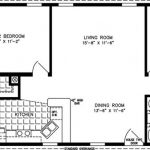 Imperial Imp Manufactured Home Floor Plan Jacobsen Homes