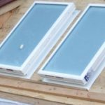 Installing Tiny House Skylights Alternative Homes Pinterest