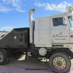International Transtar Mobile Home Toter Truck