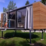Jetson Green Innovative Off The Grid Mobile Home