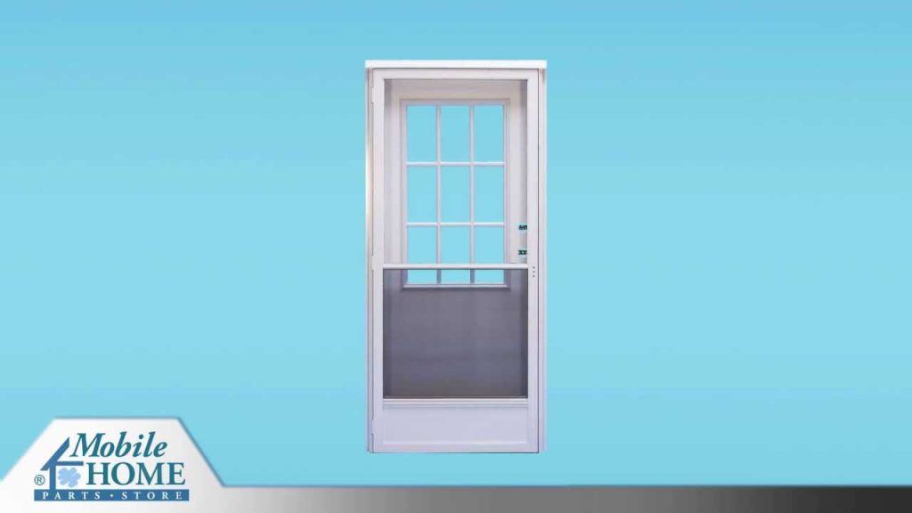 Kinro Combination Exterior Doors Mobile Home Parts Store Youtube