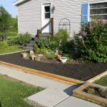Landscaping Pictures Front Yard Ideas Mobile Homes