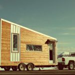 Leaf House Tiny Portable Home Design That Takes Small Amount