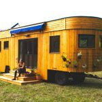 Live Off The Grid And Rent Free Charming Wohnwagon Mobile
