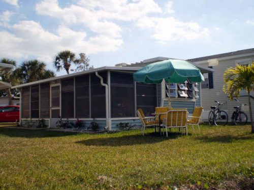 Living Cree Mobile Home For Sale Fort Myers Beach