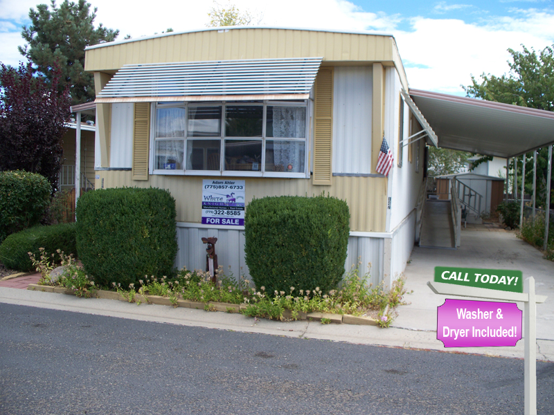 Living Hillcrest Manufactured Home For Sale Carson City