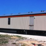 Living Quarters From Well They Move These Mobile Homes