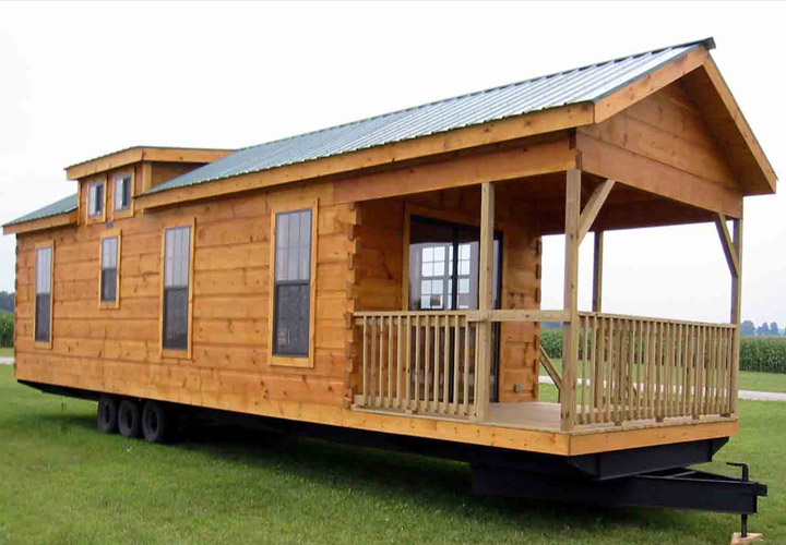 Log Cabin Mobile Home Kits Homes Ideas