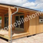 Log Cabin Mobile Homes Used Twinunit Mobilehomes