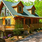 Log Cabin Pinterest Blue Ridge Cabins Homes And