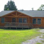 Log Siding For Mobile Homes Modular Home Provided