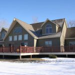 Log Vacation Homes Advantage Modular