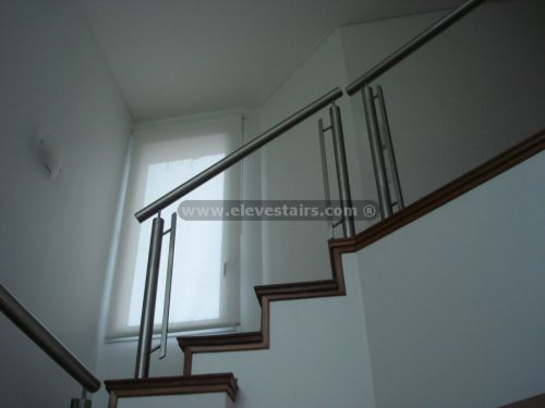 Lot Wooden Handrails For Mobile Homes Home Stair
